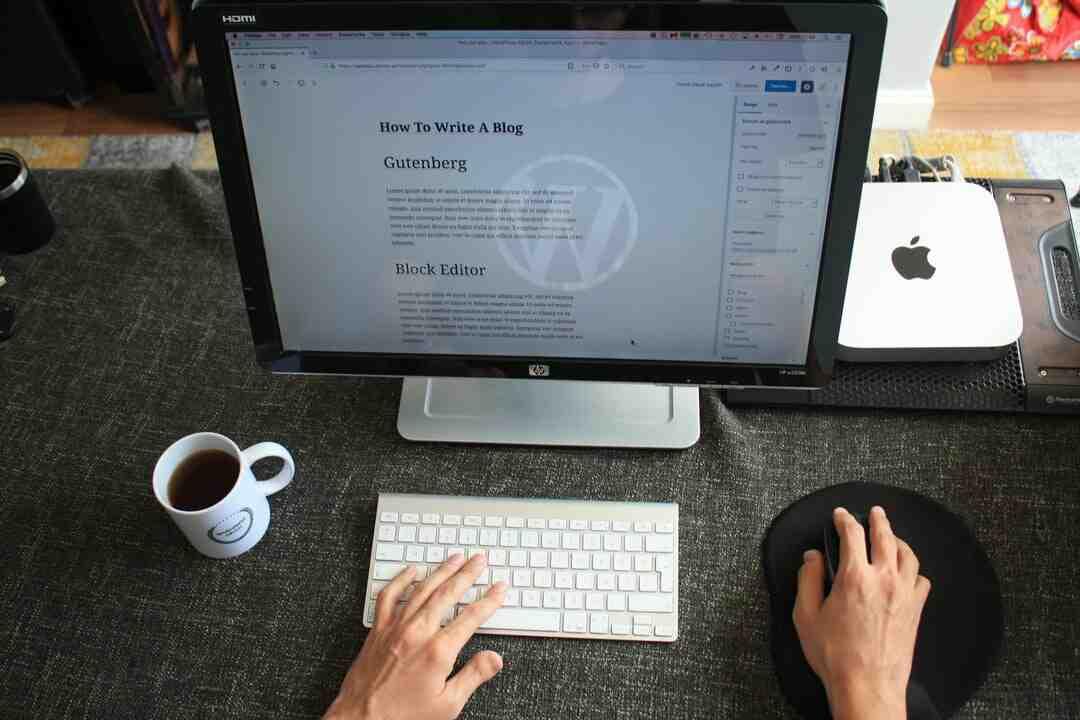Comment utiliser WordPress débutant ?